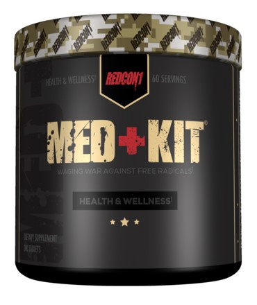 Redcon1 MED+KIT - 60 Servings