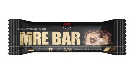 Redcon1 MRE Bars Oatmeal Chocolate Chip - 12 Bars