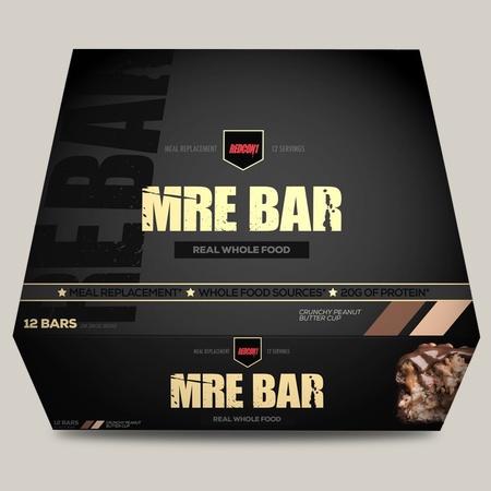 Redcon1 MRE Bars Peanut Butter Cup - 12 Bars