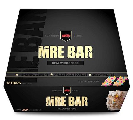 Redcon1 MRE Bars Sprinkled Doughnut - 12 Bars