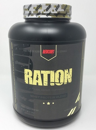 Redcon1 Ration Whey Protein Blend Vanilla - 65 Servings