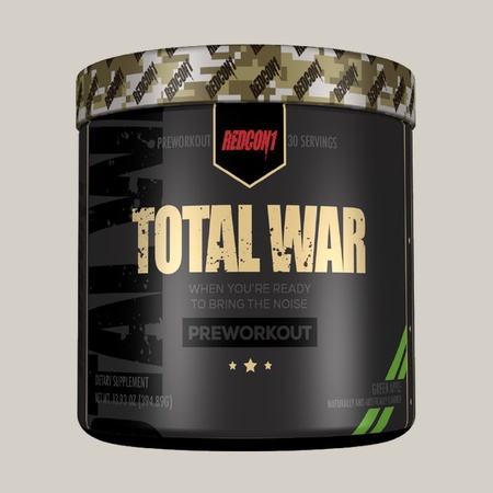 Redcon1 Total War Green Apple - 30 Servings