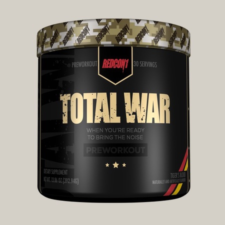 Redcon1 Total War Tiger's Blood - 30 Servings