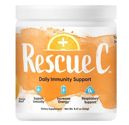 Rescue Vite RescueC Immunity Support - Orange Blast - 30 Servings