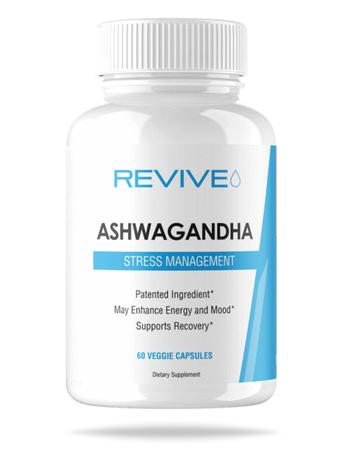 Revive Ashwagandha (KSM-66) - 60 Cap