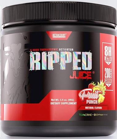 Betancourt Ripped Juice Fruit Punch - 30 Servings