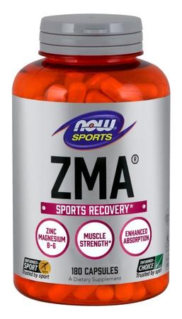 Now Foods Zma - 180 Cap