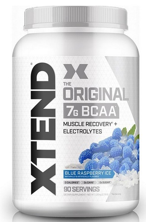 Scivation Xtend Original Blue Raspberry Ice - 90 Servings