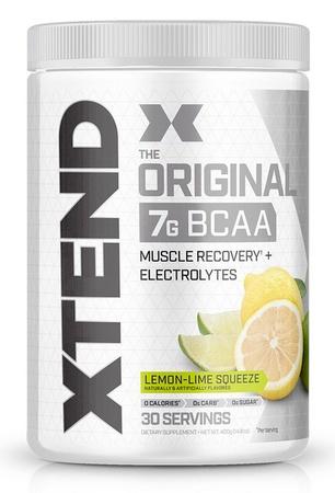 Scivation Xtend Original Lemon Lime Squeeze - 30 Servings