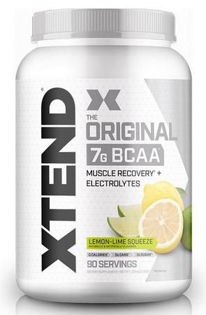 Scivation Xtend Original Lemon Lime Squeeze - 90 Servings