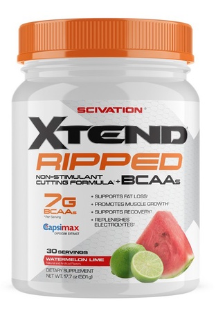 Scivation Xtend Ripped Watermelon Lime - 30 Servings