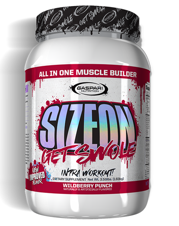 Gaspari Nutrition SizeOn Max Performance Berry Punch - 24 Serving