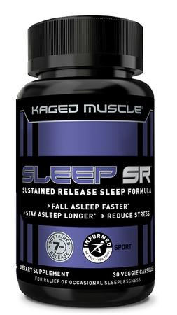 Kaged Muscle Sleep SR - 30 Cap