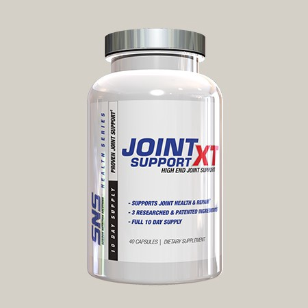 SNS Serious Nutrition Solutions Joint Support XT - 120 Cap