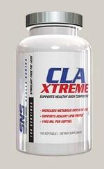 SNS Serious Nutrition Solutions CLA Xtreme - 180 Cap