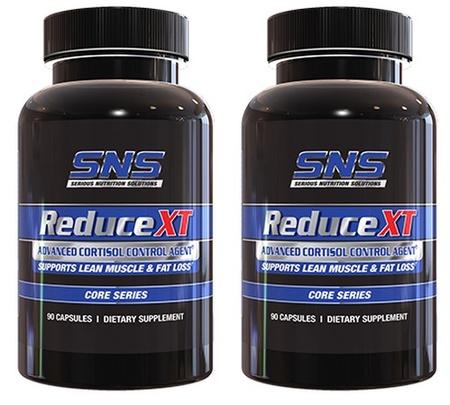 SNS Serious Nutrition Solutions Reduce XT  TWINPACK - 2 x 90 Cap Btls