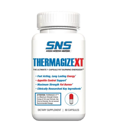 SNS Serious Nutrition Solutions Thermagize XT - 60 Cap