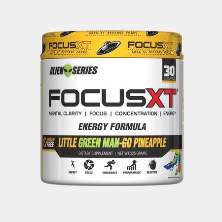 SNS Serious Nutrition Solutions Focus XT Alien Series  Little Green Man-Go Pineapple - 30 Servings