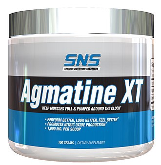 SNS Serious Nutrition Solutions Agmatine XT - 100 Grams