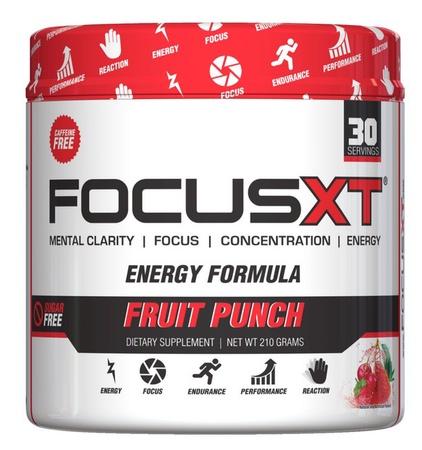 SNS Serious Nutrition Solutions Focus XT Caffeine Free Fruit Punch - 30 Servings