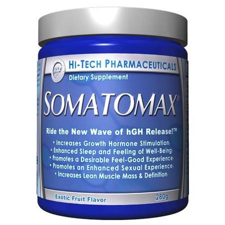 Hi Tech Pharmaceuticals Somatomax Exotic Fruit  - 20 Servings