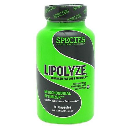 Species Nutrition Lipolyze - 90 Cap