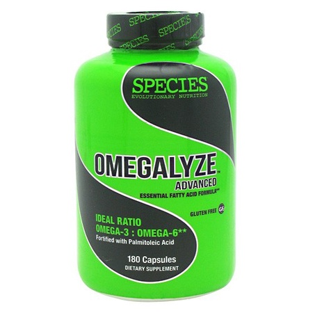 Species Nutrition Omegalyze - 180 Cap