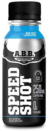 ABB Speed Shot Blue Razz - 12 Cans *Expiration date 2/21