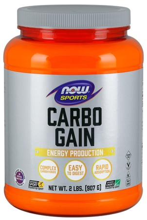 Now Foods Carbo Gain Maltodextrin - Complex Carbohydrate Powder - 2 Lb
