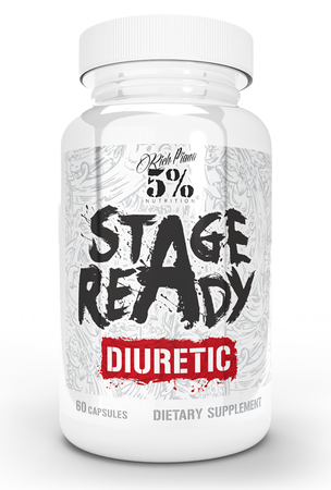 5% Nutrition Stage Ready Diuretic - 60 Cap