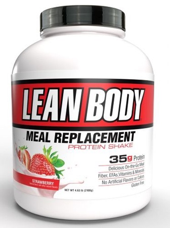 Labrada Lean Body MRP Strawberry - 4.6 Lb (30 Servings)