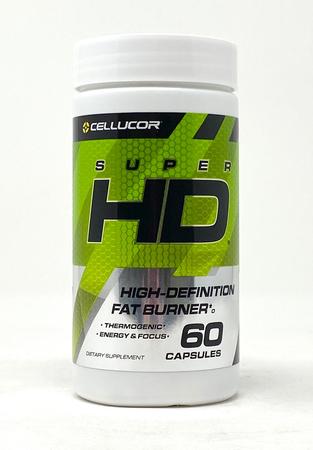 Cellucor Super HD - 60 Cap