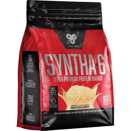Bsn Syntha-6 Protein  Vanilla Ice Cream - 10 Lb Bag