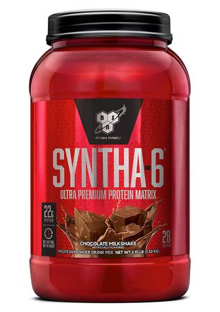 Bsn Syntha-6 Protein  Chocolate Milkshake - 2.91 Lb