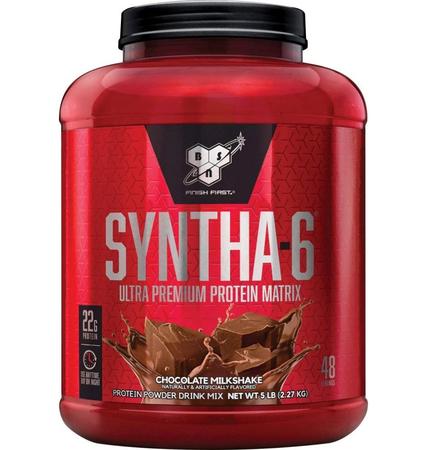 Bsn Syntha-6 Protein  Chocolate Milkshake - 5.04 Lb