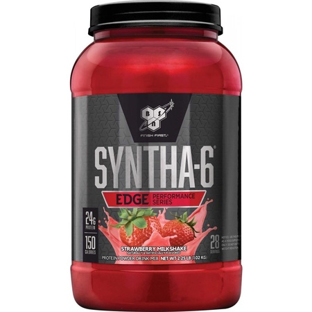 Bsn Syntha-6 Edge Strawberry - 28 Servings