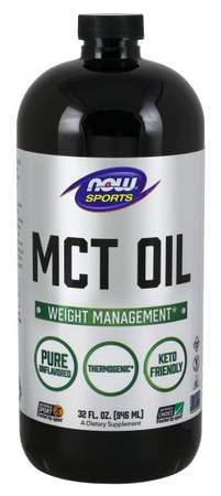 Now Foods MCT Oil - 32 Oz