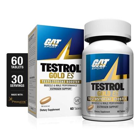 GAT Testrol Gold ES - 60 Tab