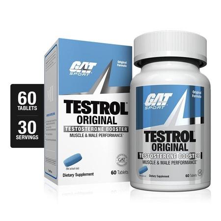 GAT Testrol Original - 60 Tab
