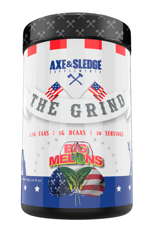 Axe & Sledge The Grind EAAS + Hydration  Big Melons - 30 Servings