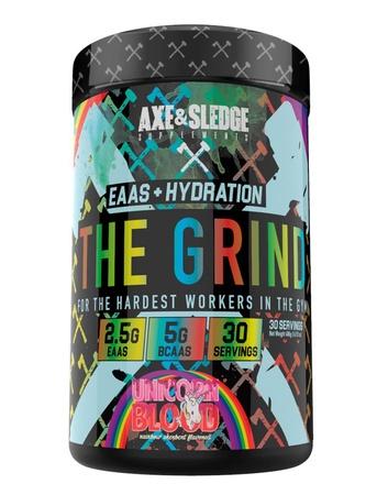 Axe & Sledge The Grind EAAS + Hydration  Unicorn Blood - 30 Servings