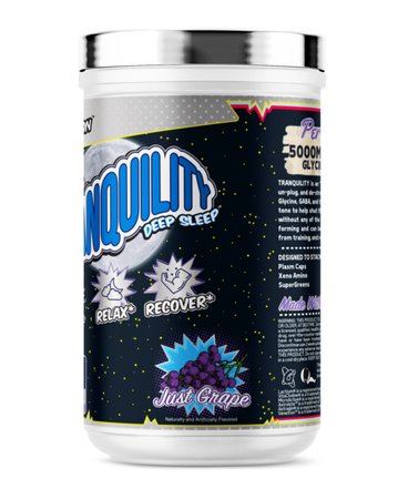 Glaxon Tranquility  Just Grape - 21 Servings