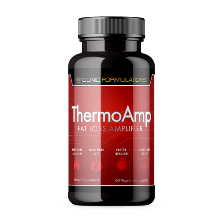 Iconic Formulations ThermoAmp - 60 Cap