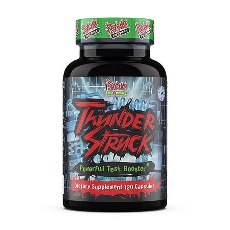 Psycho Pharma ThunderStruck - 120 Cap