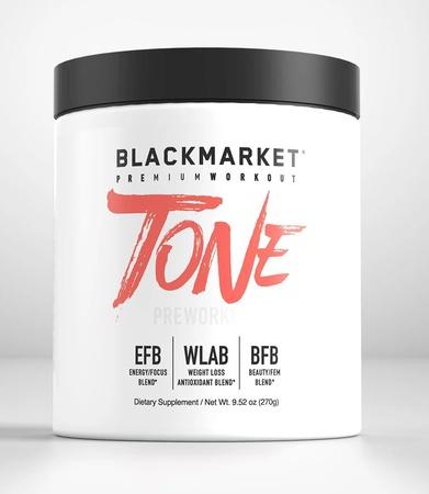 Blackmarket Labs TONE  Raspberry Lemonade - 30 Servings