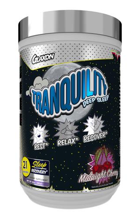 Glaxon Tranquility  Midnight Cherry - 21 Servings
