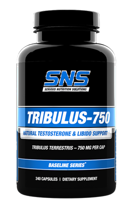 SNS Serious Nutrition Solutions Tribulus 750 - 240 Caps