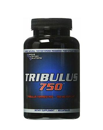 SNS Serious Nutrition Solutions Tribulus 750 - 120 Caps