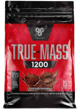 Bsn True Mass 1200 Chocolate - 10 Lbs