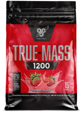Bsn True Mass 1200 Strawberry - 10 Lbs